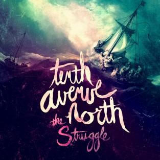 The Struggle - Tenth Avenue North الغطاء الفني