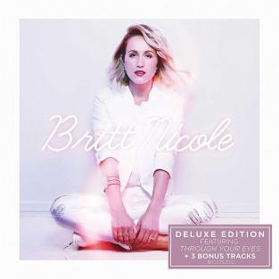 Britt Nicole (Deluxe Edition) - Britt Nicole الغطاء الفني