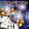 Outta Space Love Bigger Love Edition - Group 1 Crew الغطاء الفني