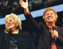 Bill & Gloria Gaither's Homecoming Friends: Glasgow press conference