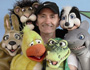 Doug Horley: The Duggie Dug Dug man and his Seriously Awesome Animals