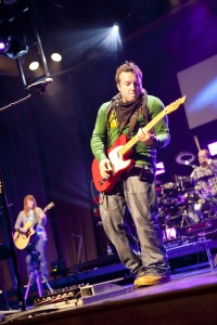 James Adams: Guitarist with thebandwithno name now a US-based worship leader