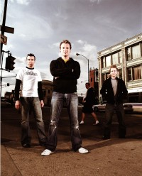 Thousand Foot Krutch: The rock rappers originally from Canada