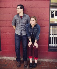 The Gray Havens: Chicago's much praised duo soon to hit the road