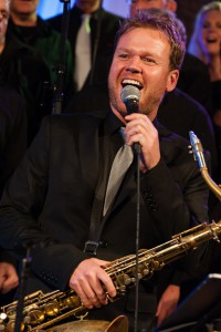 Jonny & The Jazzuits: Jazz gospel from the Netherlands with a sax-playing Brit