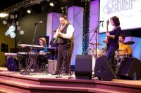 Blaine Bowman:  Soft jazz to Southern gospel, a true musical eclectic