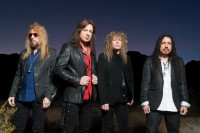 Stryper:  The classic rock and metal veterans declare God Damn Evil
