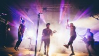 Radiate Worship:  The Norwegian dance rock worship team