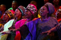Soweto Gospel Choir (photo by Jay Town)