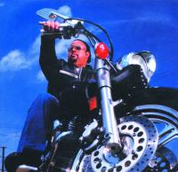 Fred Hammond: A biker, discipler and giant of gospel