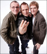 Paul Colman Trio: The pop rockers and their unexpected Return