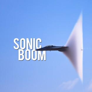 Sonic Boom cover art