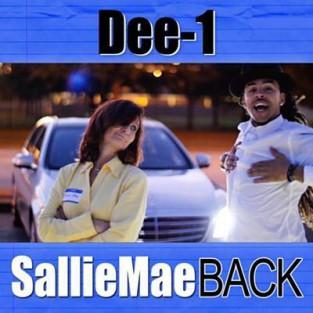 Sallie Mae Back cover art