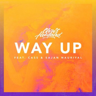 Way Up cover art