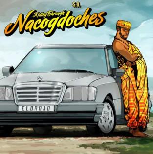 Riding Through Nacogdoches cover art