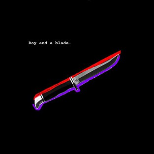 Boy And A Blade cover art
