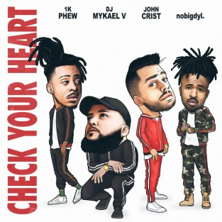 Check Your Heart cover art