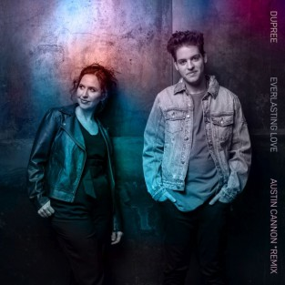 Everlasting Love (Austin Canon Remix) cover art