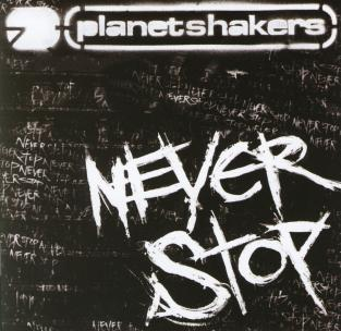 Never Stop cover art