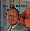 Product Image: Art Linkletter - We Love You, Call Collect