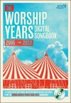 Product Image: Spring Harvest - The Worship Years 2006-2010 Digital Songbook