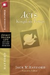 Product Image: Jack Hayford - Acts: Kingdom Power