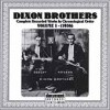 Product Image: The Dixon Brothers - Complete Recorded Works In Chronological Order: Vol 1 (1936)