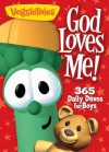 Product Image: Veggie Tales - God Loves Me: 365 Daily Devos For Boys