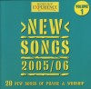 Product Image: New Songs - New Songs 2005/06 Vol 1