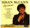 Product Image: Susan McCann - My Heroes: 40 Timeless Songs