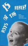 Product Image: Kid City Tunes - 15 Boys Of The Bible!