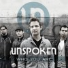 Product Image: Unspoken - Who You Are