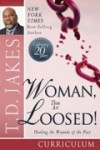 Product Image: Bishop T D Jakes - Woman Thou Art Loosed! Curriculum Participant's Guide