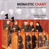 Product Image: Theatre Of Voices, Paul Hilliar - Monastic Chant