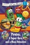 Product Image: VeggieTales, Karen Poth - Pirates, A Super Hero, And A Mess Detective