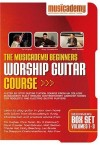Product Image: Musicademy - Worship Guitar Course: Beginners Box Set