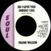Product Image: Frank Wilson - Do I Love You (Indeed I Do)