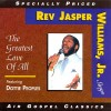 Product Image: Rev Jasper Williams - Greatest Love Of All