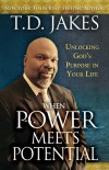 Product Image: T D Jakes - When Power Meets Potential