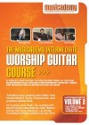 Product Image: Musicademy - Worship Guitar Course: Intermediate Vol 3
