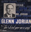 Product Image: Glenn Jorian - The Many Voices Of Glenn Jorian: The Lord Gave Me A Song (Pilgrim)