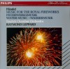 Product Image: Handel, English Chamber Orchestra, Raymond Leppard - Music For The Royal Fireworks/Water Music