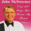 Product Image: John McSweeney - Over 100 Songs You Know By Heart Vol 3