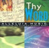 Product Image: Alleluia Music - Thy Word
