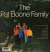 Product Image: The Pat Boone Family - The Pat Boone Family