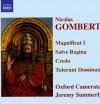 Product Image: Nicolas Gombert, Oxford Camerata, Jeremy Summerly - Magnificat l, Salve Regina