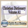 Product Image: CitySide Music Ministries - Christian Dictionary Vol A1