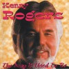 Product Image: Kenny Rogers - The Way It Used To Be