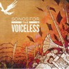 Product Image: Michael J Tinker - Songs For The Voiceless