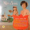 Product Image: Little Marcy - Marcy Sings Jesus Loves Me And Other Children's Songs